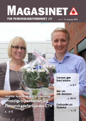 Magasinet for Personskadeforbundet LTN nr. 7 &#8211; 2012
