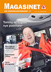 Magasinet for Personskadeforbundet LTN nr. 3 - 2013