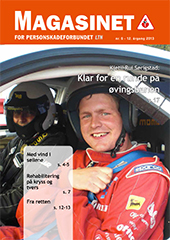 Magasinet for Personskadeforbundet LTN nr. 6 – 2013