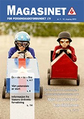 Magasinet for Personskadeforbundet LTN nr. 7 - 2013