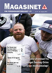 Magasinet for Personskadeforbundet LTN nr. 9 - 2013