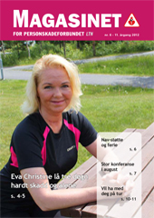 Magasinet for Personskadeforbundet LTN nr. 6 - 2012